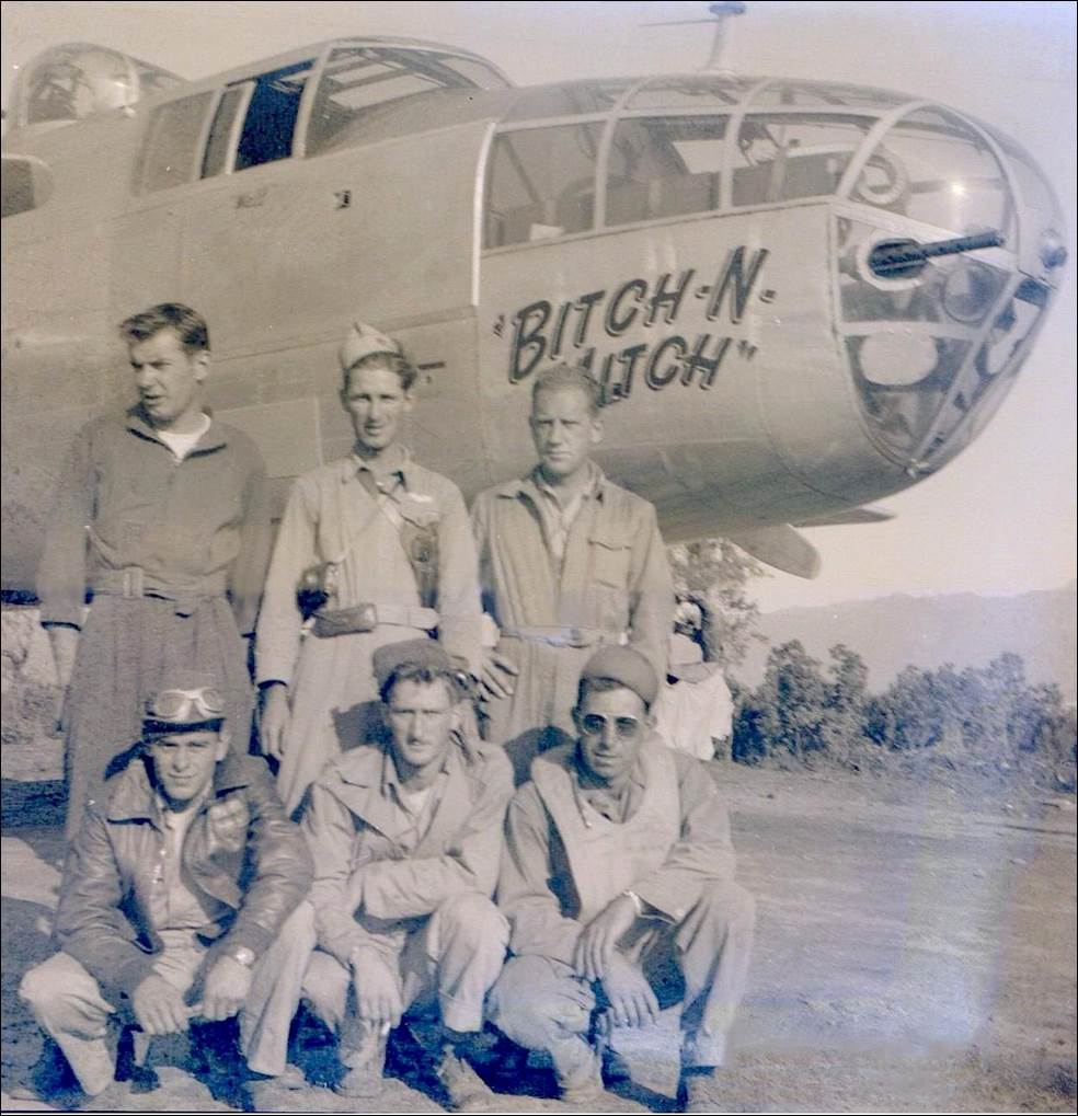 Description: Description: b25_Bitch_n_Mitch_Dad_crew007_R