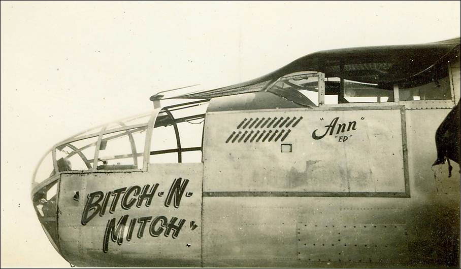 Description: Description: b25_nose_bitch_n_mitch