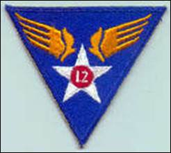 Description: 12th_AF_Insignia